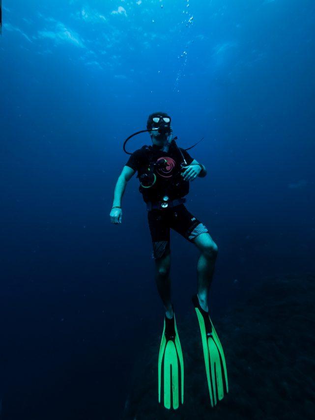 Kursy nurkowania w Ińsku to profesjonalne i bezpieczne szkolenie przyszłych nurków