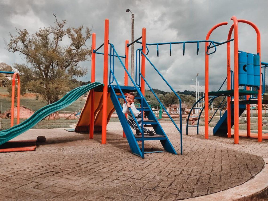 Bezpieczne place zabaw dla dzieci