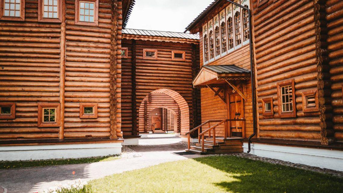 Jak budowano drewniane domy